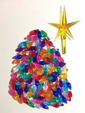 Bulbs For Ceramic Christmas Tree by Vintage Ceramic Christmas Tree Lights Bulbs Extra Large Twists 45