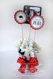 25 diy graduation party decoration ideas graduation centerpiece