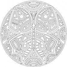 Mandala Coloring Book For Adults 11