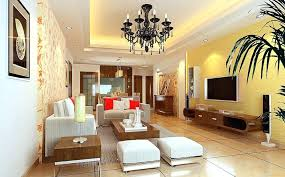 Yellow Painted Living Room Want To Decorate Light Walls Gold Paint Color