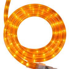 Rope Lighting 18 Orange Rope Light 120 Volt