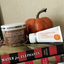Pumpkin Enzyme Mask by Face Mask Face Off Peter Thomas Roth Vs Kate Somerville Pumpkin Masks