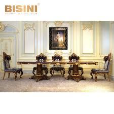 fabulous italy barock design intarsien esszimmer möbel royal wooden carving esstisch set für 8 personen buy italien esszimmer möbel holz carving