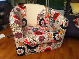 Tullsta Chair Cover Ebay by Diy Upholstery U2013 Ikea Tullsta Random Relevance