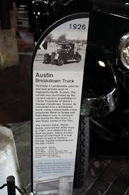 File:1926 Austin Tow Truck (5953321447).jpg - Wikimedia Commons