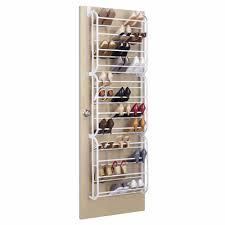 construct shoe racks for closet walmart