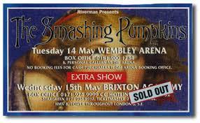Smashing Pumpkins Setlist 1996 by 1996 Rock God