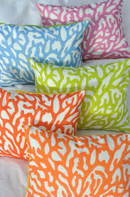 Decorative Lumbar Pillows For Bed by Interior Orange Decorative Throw Pillows Burnt Red Pillows