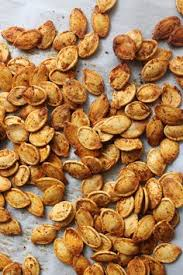 Toasting Pumpkin Seeds In The Oven by Roasted Pumpkin Seeds Six Ways Roast Pumpkin Seeds And