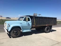 100 Pickup Truck Dump Bed 1975 Dodge D600 Customoriginal Paint 34000 Miles Rb413 Motornp540