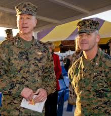 Head of Marine Corps ficer Candidates School relieved of mand