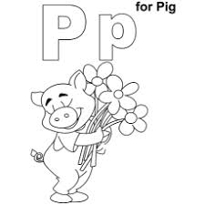 The P For Pig