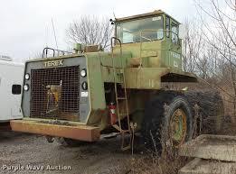 100 Trucks For Sale In Illinois Terex 3309122 Haul Truck Item DC1153 SOLD December 28
