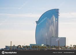 100 Ricardo Bofill Frontal View Barcelona Hotel Designed Architect