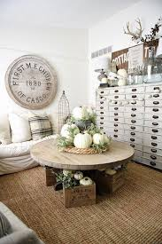 Neutral Vintage Living Room