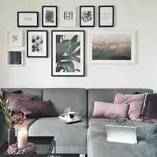 bilderwand wohnzimmer caseconrad