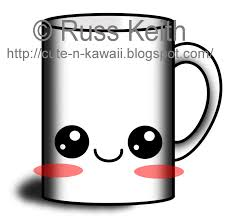 Drawing On A Coffee Mug Cute N Kawaii How To Draw Cup