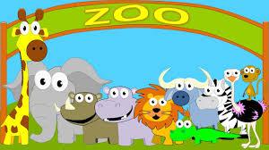 Dibujo De Dos Mapaches En El Zoológico Para Colorear Dibujos Para