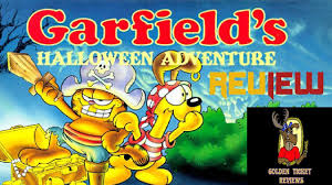 Garfield Halloween Special Candy Candy Candy by Garfield Halloween Adventure
