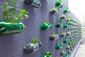 Use Waste Plastic Bottles