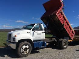 100 Single Axle Dump Truck NOT AVAILABLE 1997 GMC 7500 Ashe Equipment