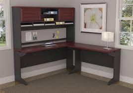 Wayfair Corner Computer Desk by Latitude Run Elizabeth L Shape Corner Desk With Hutch U0026 Reviews