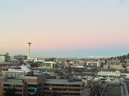 100 Beautiful Seattle Pictures A Photo A Day 12365 Sunrise This Mornin Flickr