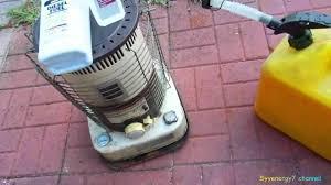 Paraffin Lamp Oil Toxic by Secret To Using Diesel In A Kerosene Heater Youtube