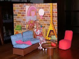 Barbie Living Room Furniture Diy by Barbie Room Fulls