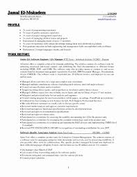 Testing Resume Sample Software Samples 2 Years Experience Best Of 44