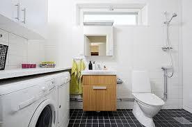 Basement Bathroom Laundry Room bo
