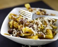 poutine cuisine poutine typiquement québécoise recette de poutine typiquement