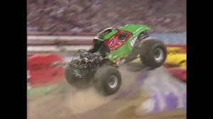 100 Ninja Turtle Monster Truck Freestyle Teenage Mutant Jam World Finals 2004
