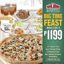 Save As Much As Php422 From Papa John's BIG TIME FEAST Promo Papa Johns Coupons Shopping Deals Promo Codes January Free Coupon Generator Youtube March 2017 Great Of Henry County By Rob Simmons Issuu Dominos Sales Slow As Delivery Makes Ordering Other Food Free Pizza When You Spend 20 Always Current And Up To Date With The Jeffrey Bunch On Twitter Need Dinner For Game Help Farmington Home New Ph Pizza Chains Offer Promos World Day Inquirer 2019 All Know Before Go Get An Xl 2topping 10 Using Promo Johns Coupon 50 Off 2018 Gaia Freebies Links