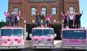 100 Pink Fire Trucks Tour Photos Heals Inc