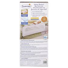 Summer Infant Bed Rail by Summer Infant Safety Bedrail Meijer Com
