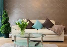eine schicke sommerliche deko im wohnzimmer pflanzen
