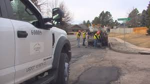 100 Trucks For Sale In Colorado Springs Crews Repair Potholes That Popped Up After Blizzard