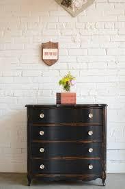 Best 25 Black painted furniture ideas on Pinterest