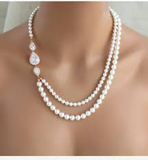 100 Pearl Design Necklace S