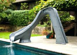 Affordable Inflatable Pool Slides For Above Ground Pools Uchus