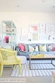 Boogie Oogie Sarah M Dorsey Designs Grey Bedroom