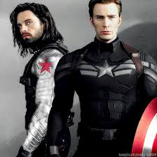 Bloody Neptune Keepbuckybaby Captain America And The Winter