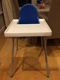 Blue Ikea High Chair | In Prestwood, Buckinghamshire | Gumtree Ikea Antilop Highchair High Chair Cushion Cover Balloons Etsy Footrest For Highchair Pimpmyhighchair Twitter High Chairs Baby Chair Antilop With Tray Babies Kids Nursing The Life Of A Foodie Mum From Ikea Ikea Free In Fareham Hampshire Gumtree Cushion Klammig To Fit Living Pty Henriksdal Dark Blue Set 2 Fniture Tables Rm20 Thurrock For 1000 Sale Shpock Stars Lightblue Puckdaddy Baby High Chair Safety Straps Comfortable