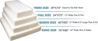 scottxstephens s Blog — How Big Is A Full Size Bed Mattress In Feet