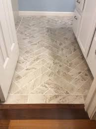 Groutable Vinyl Tile Home Depot by Trafficmaster Groutable 18 In X 18 In Light Travertine Peel And
