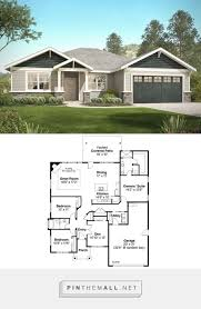 3 Bedroom Ranch Floor Plans Colors Best 25 3 Bedroom House Ideas On Pinterest House Plans 3