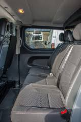 Vauxhall Vivaro Double Cab And Carpet 5 Van Line NI Tags
