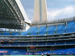 The Upper Deck Akron Ohio Menu by Rogers Centre Toronto Blue Jays Yards Of Summer