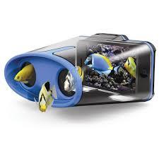 The iPhone Virtual Reality Viewer Hammacher Schlemmer
